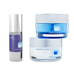 Cellusana: Daycreme, Nigth-Creme and Serum