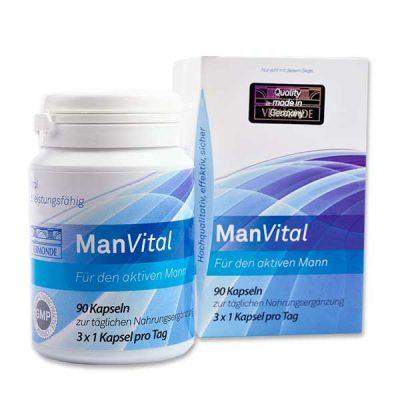 ManVital Caps 2