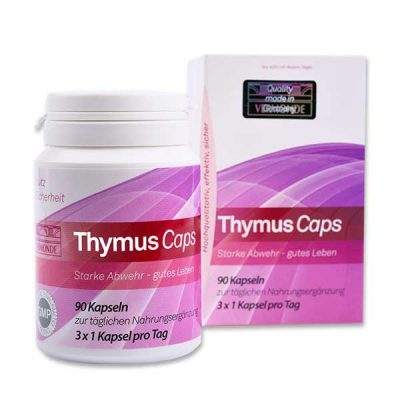 Thymus Caps 2