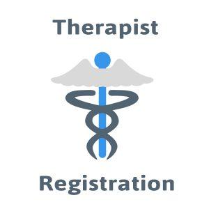 Therapist Registration