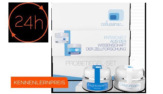 Cellusana Probetiegel Set