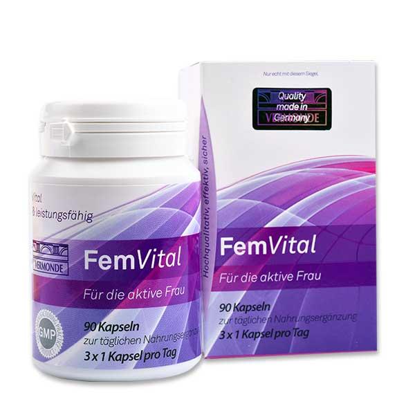 FemVital Verpackung